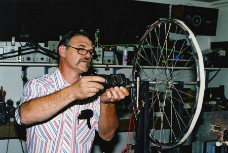 Bedini Wheel