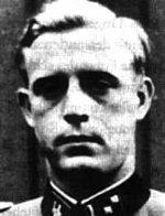 Otto Günsche (l.), Hans Rattenhuber (r.)