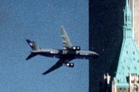 Khalezov-911 22 Mystery airliner