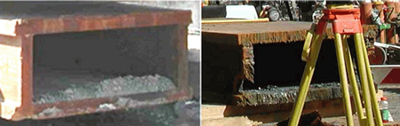 Khalezov-911 23 WTC core columns