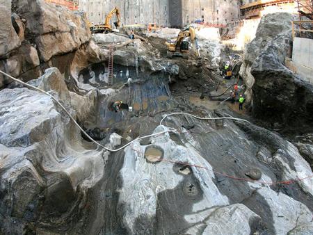Khalezov-911 28 T4 Glacier End of August 2008 Credit Joe Woolhead