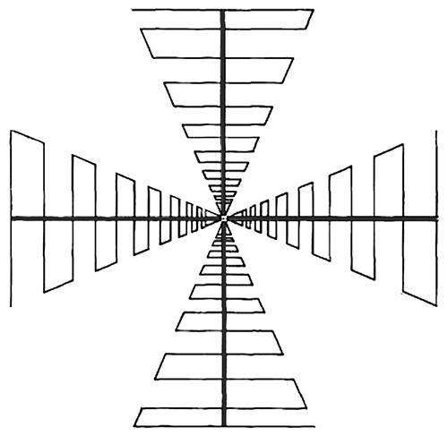 Trapezoidale Antenne Knopke 01