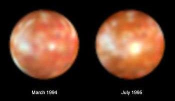 """Ungeklärter 320-Kilometer-""""Hotspot"""" auf Io"""