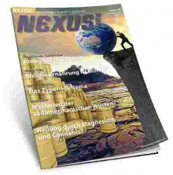 NEXUS Magazin 49, Oktober-November 2013