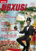 NEXUS Magazin 55, Oktober-November 2014