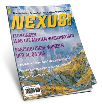NEXUS Magazin 3, März-April 2006
