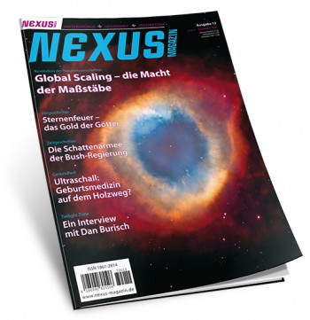 NEXUS Magazin 12, August-September 2007