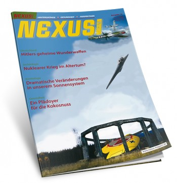 NEXUS Magazin 16, April-Mai 2008