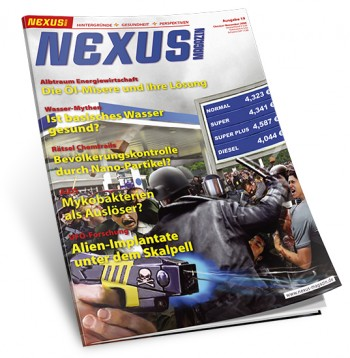 NEXUS Magazin 19, Oktober-November 2008