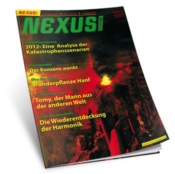 NEXUS Magazin 22, April-Mai 2009