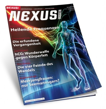NEXUS Magazin 30, August-September 2010