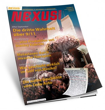 NEXUS Magazin 31, Oktober-November 2010