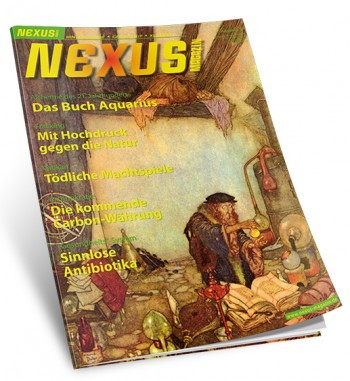 NEXUS Magazin 37, Oktober-November 2011