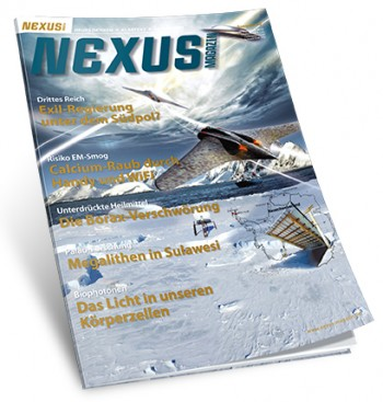 NEXUS Magazin 42, August-September 2012