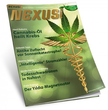 NEXUS Magazin 46, April-Mai 2013