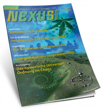 NEXUS Magazin 60, August-September 2015