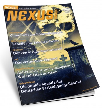 NEXUS Magazin 61, Oktober-November 2015