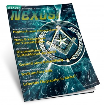 NEXUS Magazin 66, August-September 2016