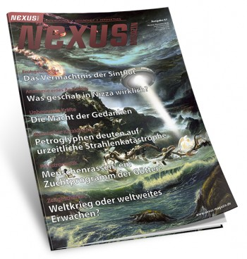 NEXUS Magazin 67, Oktober-November 2016