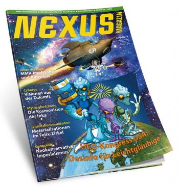 NEXUS Magazin 73, Oktober-November 2017