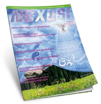 NEXUS Magazin 76, April-Mai 2018