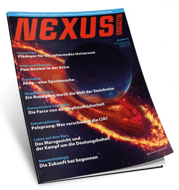 NEXUS Magazin 78, August-September 2018